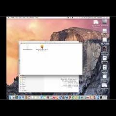 Hướng Dẫn Tự Cài In Toshiba Trên Hệ Điều Hành Macbook OS