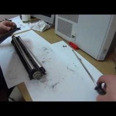 Hướng dẫn thay băng tải bell máy photocopy ricoh mp 4000/4001/4002/5000/5001/5002
